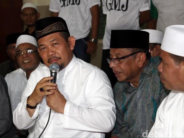 Fahrurrozi 'Gubernur Tandingan Ahok' Wafat dalam Kondisi Positif COVID