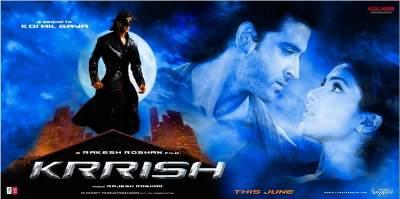 Krrish 2006 Hindi 480p Full HD Movies Free Download BluRay x264