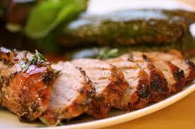como preparar asado de cerdo