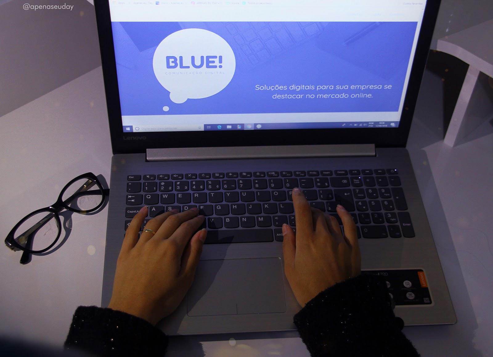 Conheça a Blue! Comunicação Digital, empresa de marketing digital que fará seu negócio de destacar no mercado online. Acesse agora!