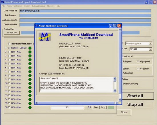Download SP Multi-port download tool v3 1348 00 00 ~ China