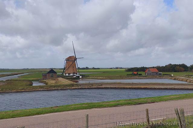 Molen Het Noorden Oosterend Texel