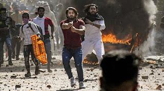 दिल्ली में दहशत और हिंसा के असली गुनहगार कौन ?