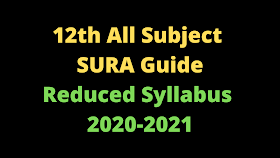 12th All Subject Guide 2021