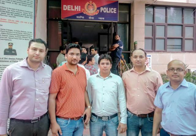 Doctors register complaint against physiotherapist on indecent remarks in Delhi