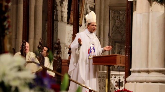 Obispo auxiliar de Santiago llama a enfrentar crisis moral en RD y el mundo en misa altagraciana en Nueva York