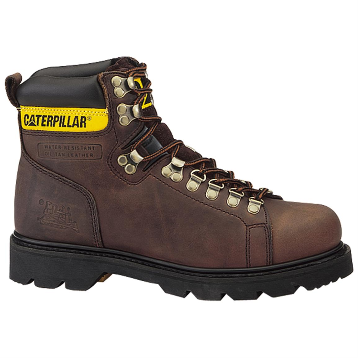 Boots Fashion Pic Boots Caterpillar