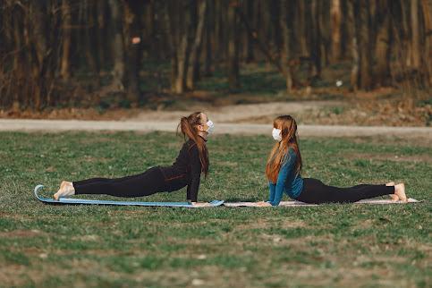 ŚALABHĀSANA - LOCUST Yoga pose