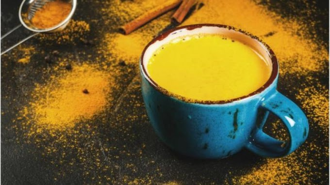 Golden Milk Turmeric How To Make