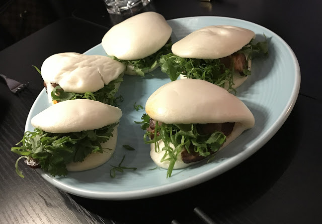 Chinacy, South Yarra, char siew hand bun