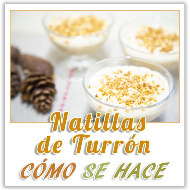 NATILLAS DE TURRÓN