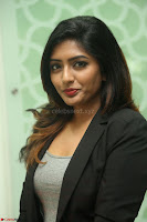 Actress Eesha Looks gorgeous in Blazer and T Shirt at Ami Tumi success meet ~  Exclusive 043.JPG
