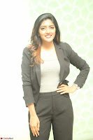 Actress Eesha Looks gorgeous in Blazer and T Shirt at Ami Tumi success meet ~  Exclusive 139.JPG