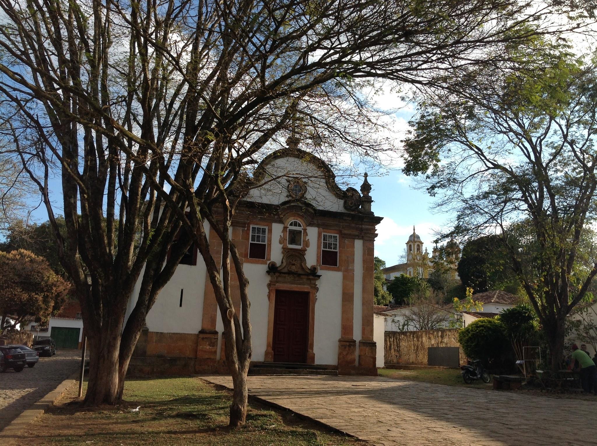 Igreja Nossa Senhora do Rosário, Tiradentes.