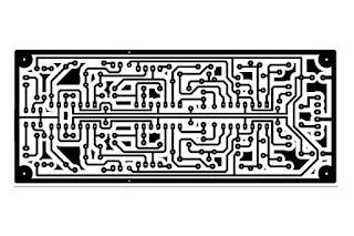 Cara Membuat PCB Dengan tenik sablon bagian 2