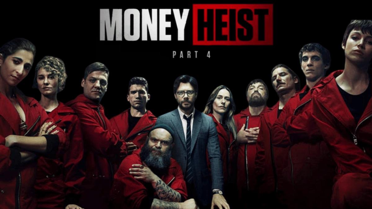 Netflix is working on a Korean version of Money Heist - Hollywood News