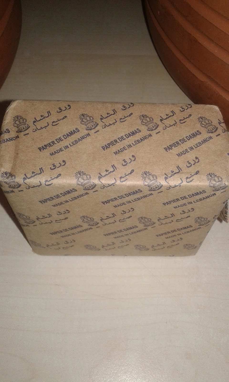 Natural Without Gum Arabic Hand Rolling Papers Regular 45