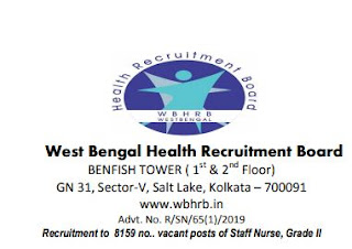 Recruitment to the Posts of Staff Nurse Grade II