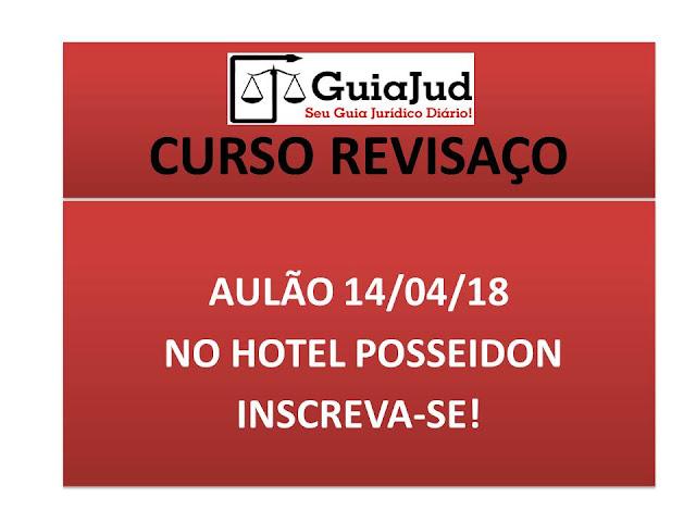 GUIAJUD CURSOS - REVISAÇO - OAB E CONCURSOS PÚBLICOS