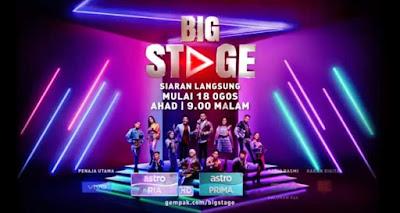 Senarai Lagu Big Stage 2019 Minggu 6
