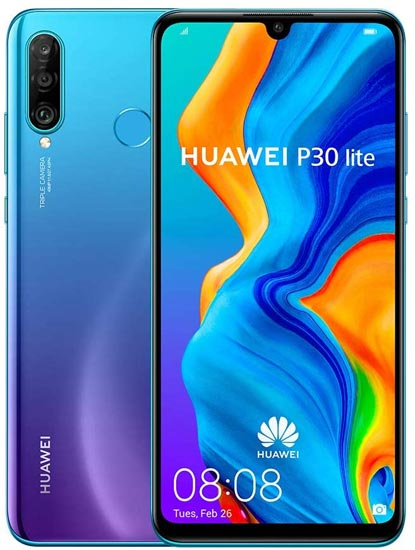 Riview Huawei P30 Lite New Edition
