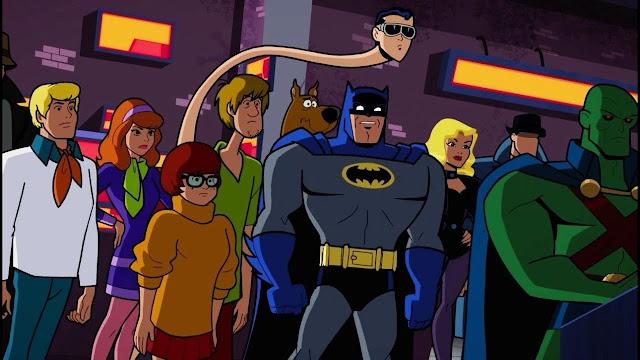 Scooby-Doo! i Batman: Odważniaki i straszaki, brave and bold, animacje dc comic, recenzja