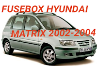 fusebox HYUNDAI MATRIX 2002-2004
