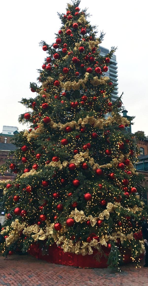 Toronto Christmas Market 2016