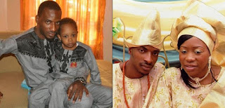 Nigerian singer and son Zion