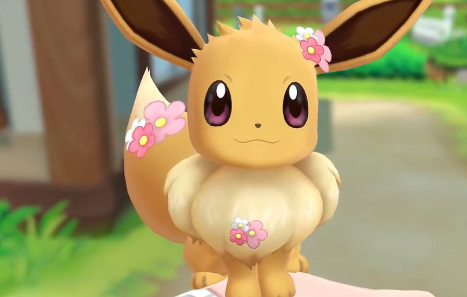 Pokemon Let S Go Pikachu And Eevee Customization Options Include