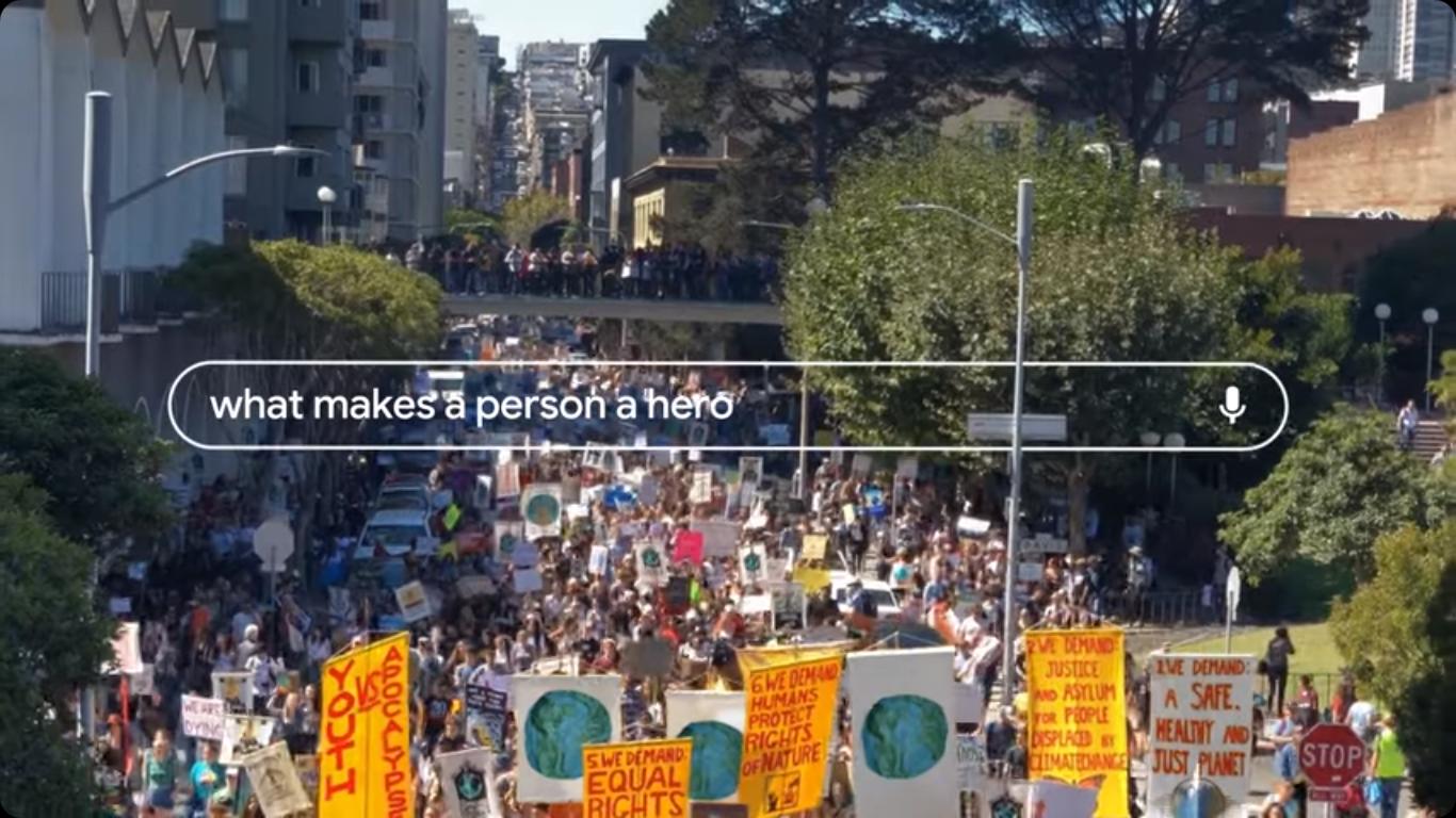 Un anno di ricerche di Eroi su Google | Video
