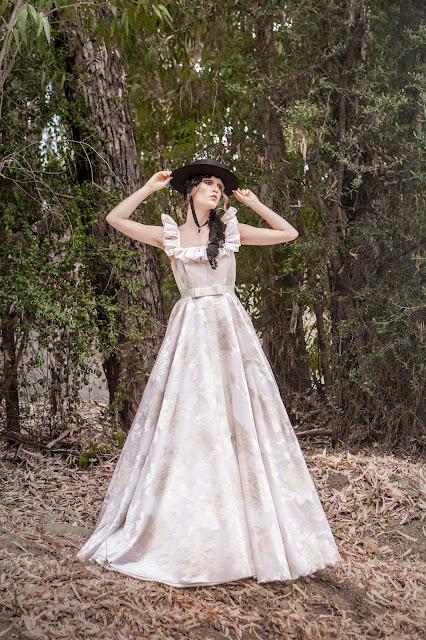 Novias barrocas en la colección de Glamour Hunter 2017