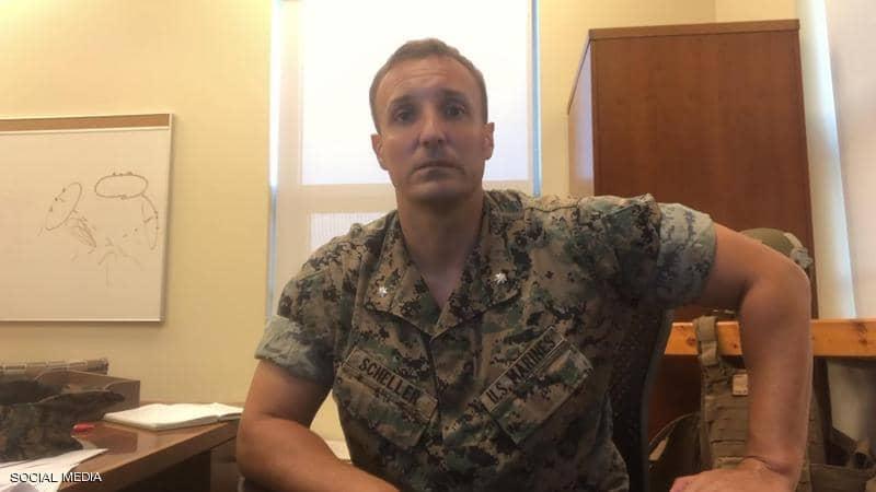 "فيديو لضابط أميركي ""غاضب"" بعد فوضى أفغانستان"