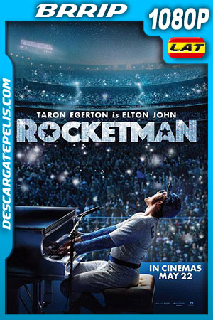Rocketman (2019) HD 1080p BRRip Latino – Ingles