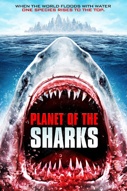 Planet Of The Sharks - HD 720p - Legendado