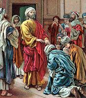 Paul preaches in Ephesus