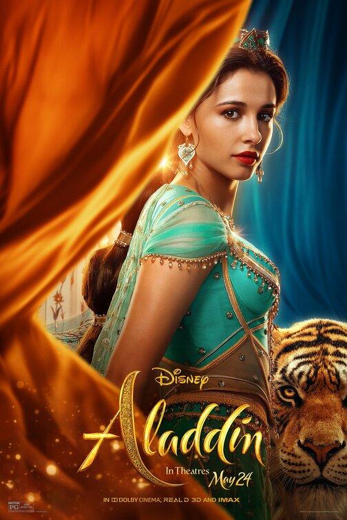 Jasmine Aladdin poster