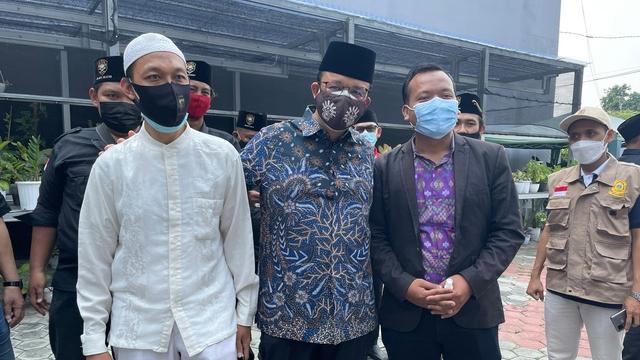 Gubernur DKI Jakarta dan Pengurus Masjid At Tabayyun Menang di PTUN