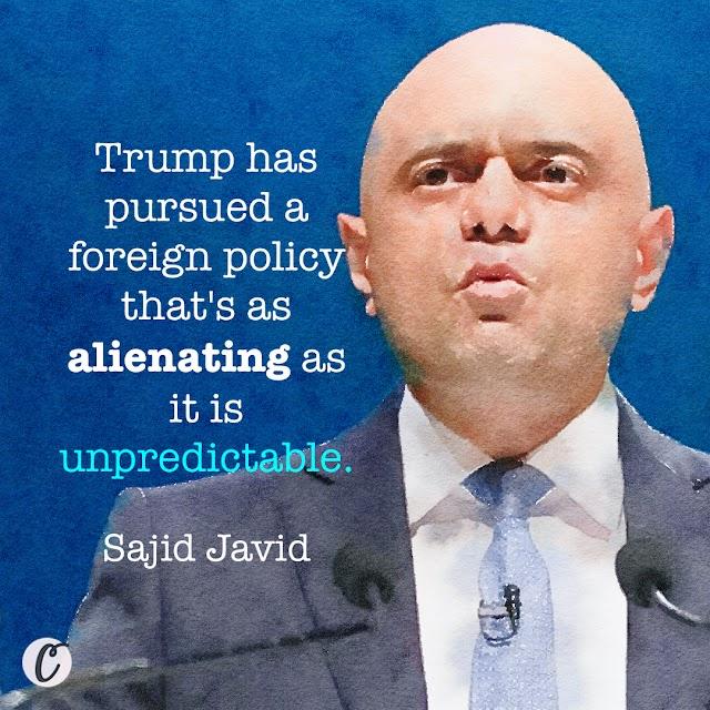 Sajid Javid Quote
