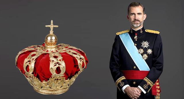 Felipe VI debe abdicar inmediatamente