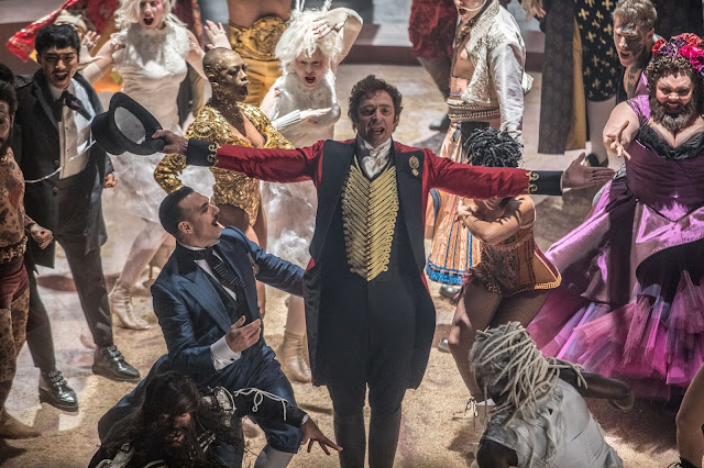 The Greatest Showman: Film Review