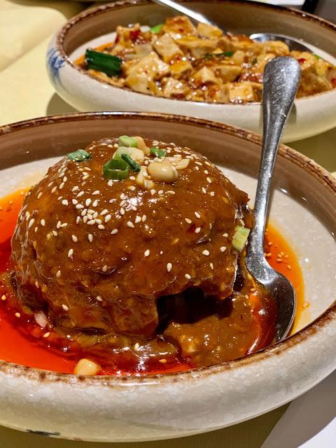 Sichuan food at Jinli #TheGCAs