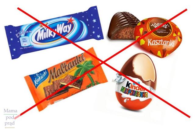 Słodycze bez cukru dla leniwych