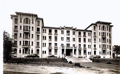 Vieille photo noir et blanc, à identifier, Cermont-Ferrand