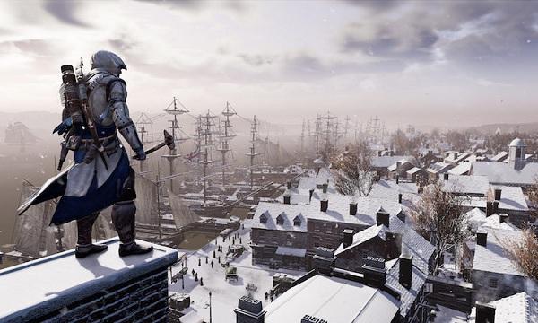 Assassins creed 3 Remastered تورنت