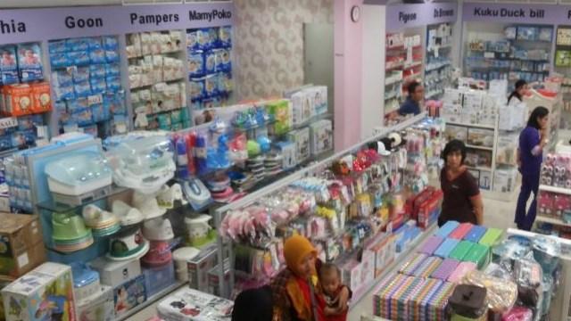 toko perlengkapan bayi terdekat