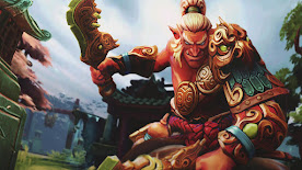 Troll Warlord DOTA 2 Wallpaper, Fondo, Loading Screen