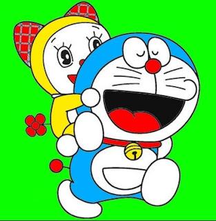 Gambar Doraemon dan Doremi 2