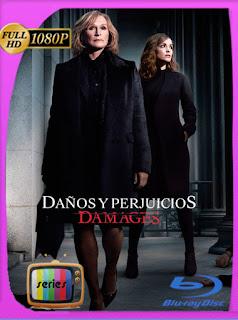 Damages (Daños y perjuicios) – Temporada 1-2-3-4-5 HD [1080p] Latino [GoogleDrive] SilvestreHD