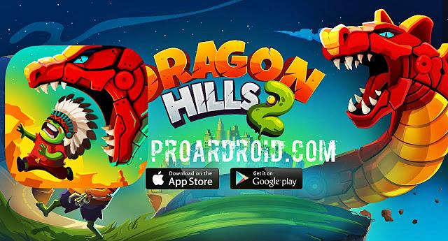 لعبة Dragon Hills 2 مهكرة كاملة للأندرويد